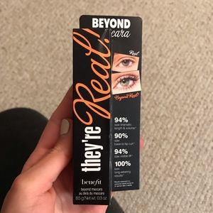 They're Real mascara by Benefit! Brand new